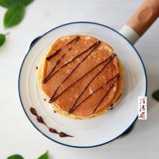 松软香甜松饼