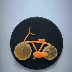 橙子自行车