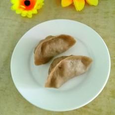 荞麦面饺子