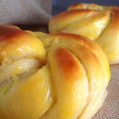 椰蓉早餐包