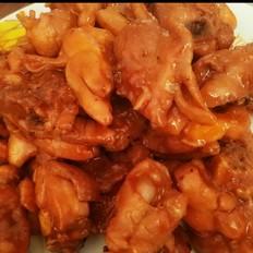 番茄三杯鸡