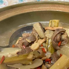 温补羊肉煲(100%无羊膻味)