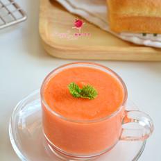 红柚胡萝卜汁