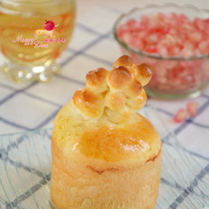 珊瑚小面包