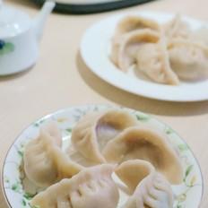 猪肉杏鲍菇水饺
