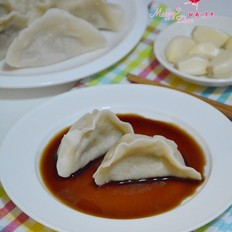 羊肉白菜水饺