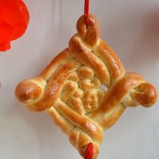 中国福面包