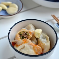 猪肉豆角饺子