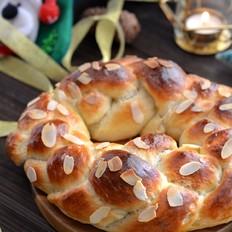 酸奶辫子面包