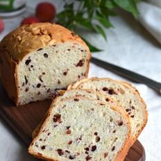 蔓越莓大面包