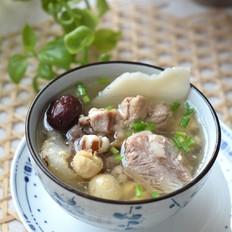 猪骨清补汤
