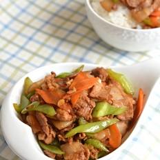 辣椒小炒肉