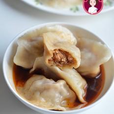 羊肉萝卜粉丝饺子