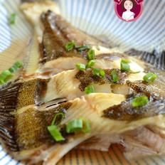 清蒸鲽鱼&狭鳕鱼