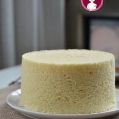 无油少糖蒸蛋糕