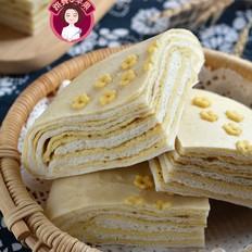 千层金银饼
