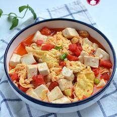 素烧鸡蛋番茄豆腐