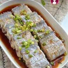 清蒸带鱼&香浓带鱼汤