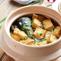 鲅鱼炖豆腐