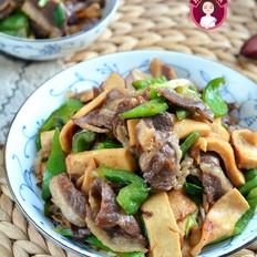 肥牛千叶豆腐