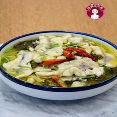 开胃酸菜鱼
