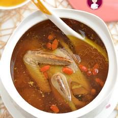 清炖老鸽汤