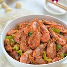 蒜香北极甜虾