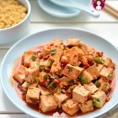 5分鐘開胃下飯的香辣豆腐的做法