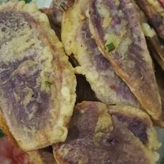 香炸红薯片