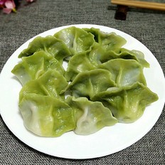 白菜(百财)饺子