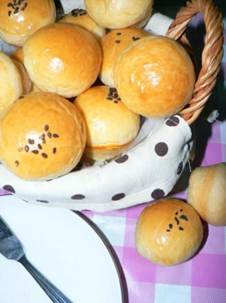 小蘑菇餐包的做法