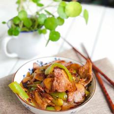 家常土豆小炒肉