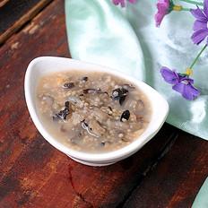 杂粮菰米粥