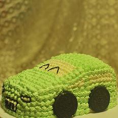 汽车生日蛋糕的做法