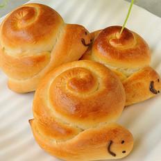 小蜗牛面包