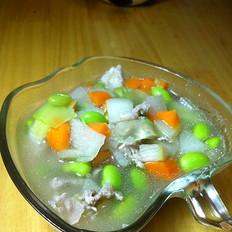 七彩营养汤