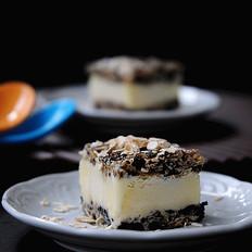 燕麦冰激凌Pie