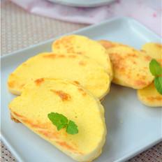 鸡蛋香煎馒头片