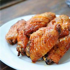 解馋小零食奥尔良鸡翅