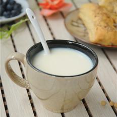 百合糯米豆浆