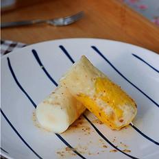 豆腐鸡蛋卷