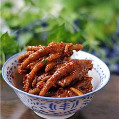 春节宴客必备——虎皮鸡爪