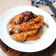 春节宴客菜——香辣凤爪