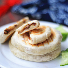 葱香 牛肉饼