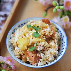 香焖土豆饭