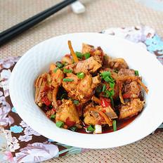 咸香下饭,美味湘菜——香辣鸡块