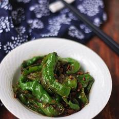 超级下饭菜——黄豆豉爆辣椒