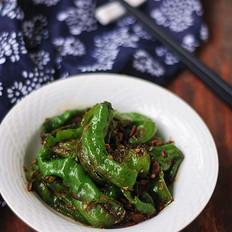 黄豆豉爆炒螺丝椒