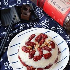 孙俪最爱的网红小吃——红糖甑糕