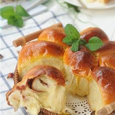 这款无黄油小面包,蓬松绵软低脂,让减肥族也放心吃
